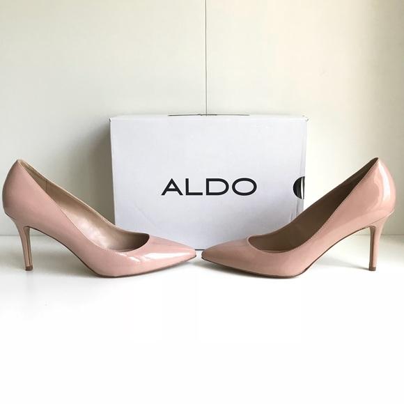 82f3d8bd608e Aldo Shoes - ALDO - Women s Light Pink Kediredda Heels